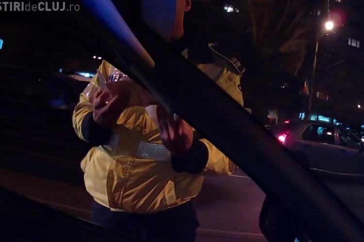 Taximetristul amendat în Piața Mărăști a învins în instanță Poliția Rutieră Cluj - VIDEO