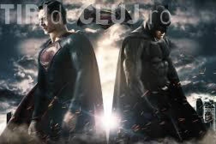 """Vezi AICI trailerul care face furori pe internet! Au apărut primele imagini din """"Batman vs Superman"""" VIDEO"""