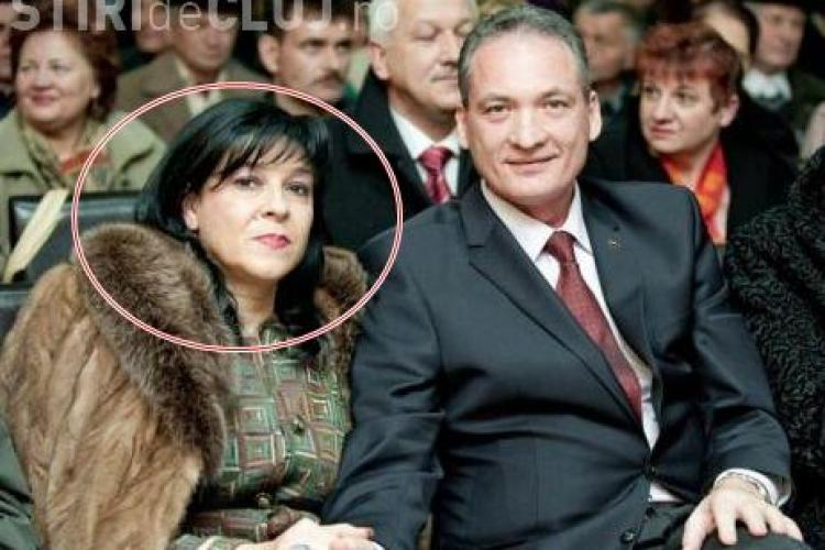 Soţia senatorului PSD Cluj, Alexandru Cordoş, a fost reţinută de DNA Cluj. Parlamentarul și fiica lui au fost lăsați liberi
