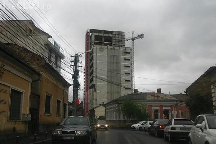 Centrul Clujului va fi SUFOCAT de blocuri de peste ZECE etaje. VEZI harta și spune-ne ce PĂRERE ai