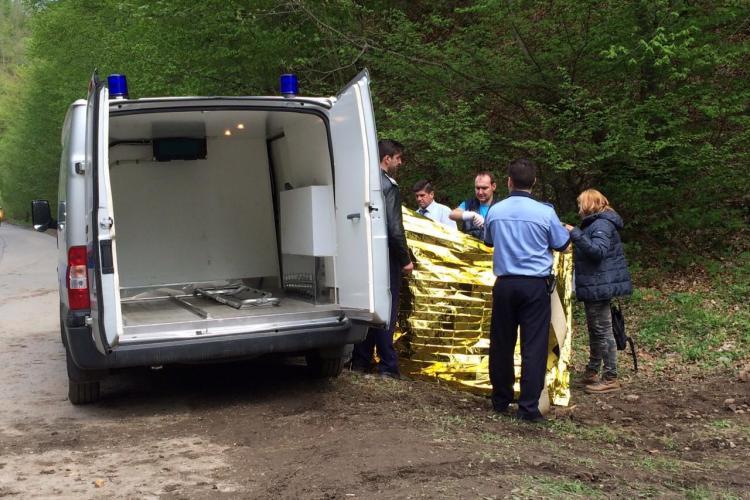 Tragedie de 1 mai la Cluj! O tânără a murit în urma unui accident de off-road - FOTO de la locul accidentului