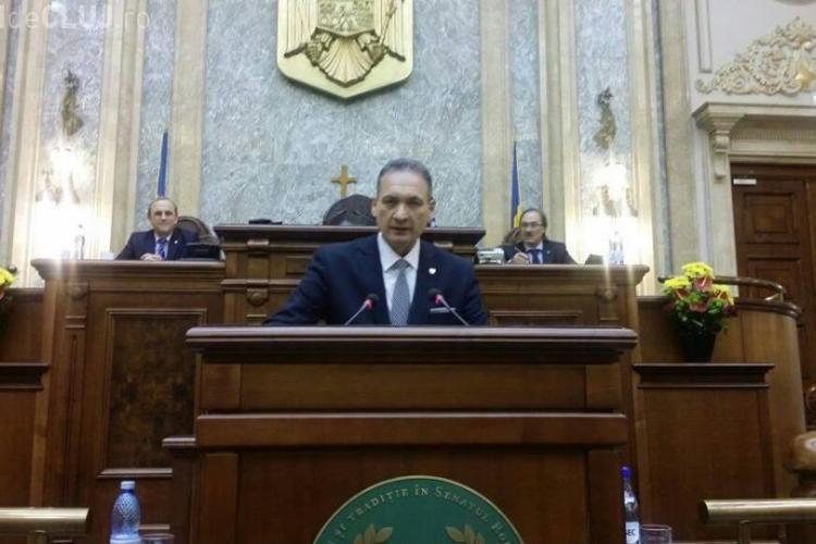 Senatorul PSD Cluj, Alexandru Cordoş, i-a cerut fiicei sale să returneze MITA primită