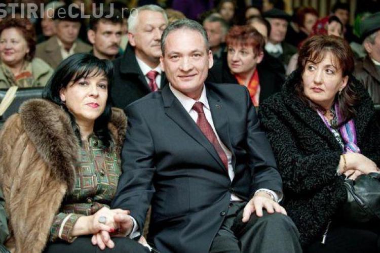 Senatorul Alexandru Cordoș este urmărit penal de DNA. Soția și fiica lui au și ele dosare penale
