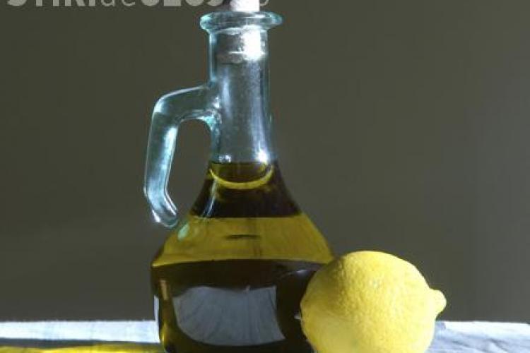 Ce beneficii ai dacă bei ulei de măsline cu lămâie pe stomacul gol