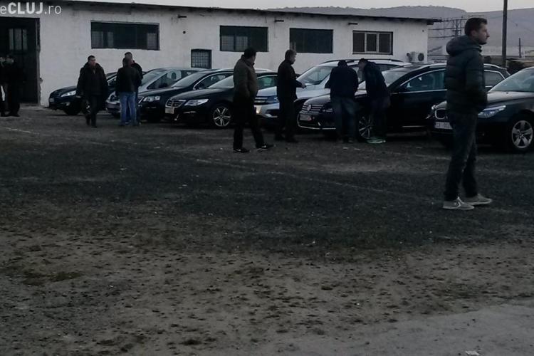 Samsari auto din Cluj cercetați de Poliție pentru un prejudiciu MARE. De 2 ani au lucrat liniștiți
