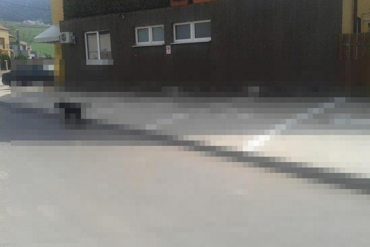 La Florești au apărut parcările cu borduri de 10 cm. Dorel nu DOARME - FOTO
