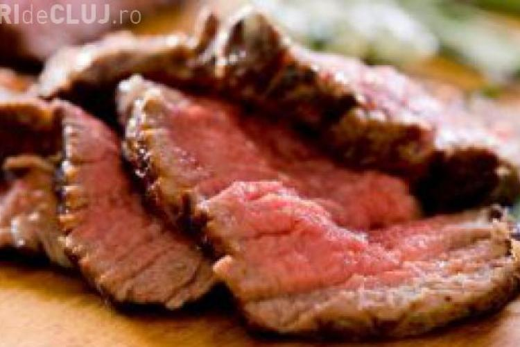 Carnea roșie îți afectează inima. Carnitina stă la baza unor reacții în organism