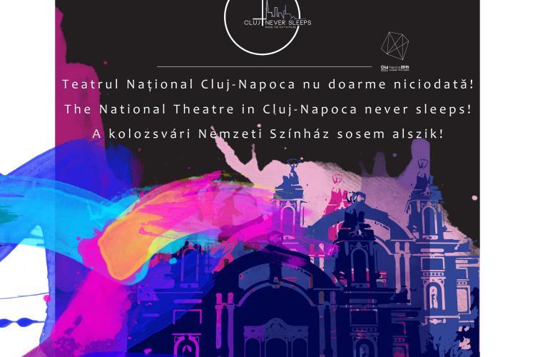 Cluj Never Sleeps aduce spectacole în aer liber ale Teatrului Național și Teatrului Maghiar de Stat