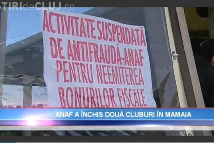 """ANAF primește amenințări după ce a închis un club: """"Ce glonţ în cap o să-ţi iei"""""""