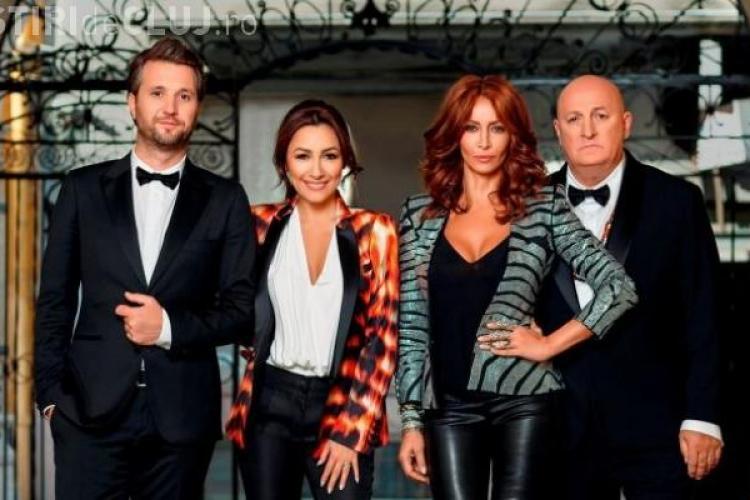 """Jurații de la """"Românii au talent"""" huiduiți de spectatori după ce au eliminat-o pe cea mai sexy concurentă. Vezi cum arată FOTO"""