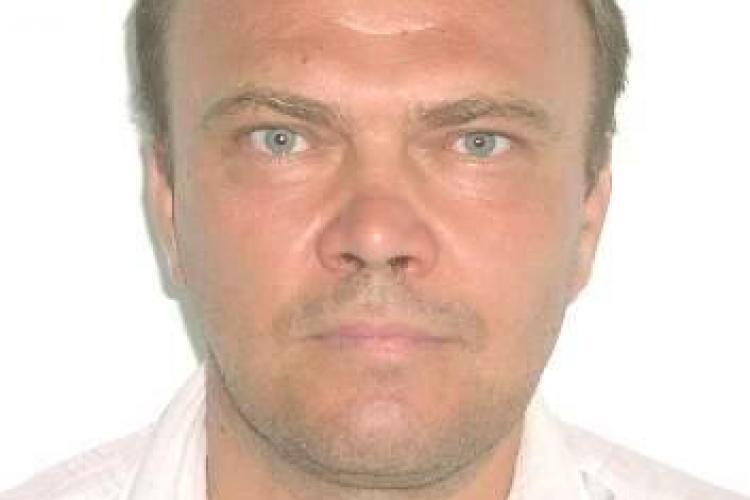 Bărbat căutat de polițiștii clujeni, după ce a dispărut de la locul de muncă! L-ați văzut? FOTO