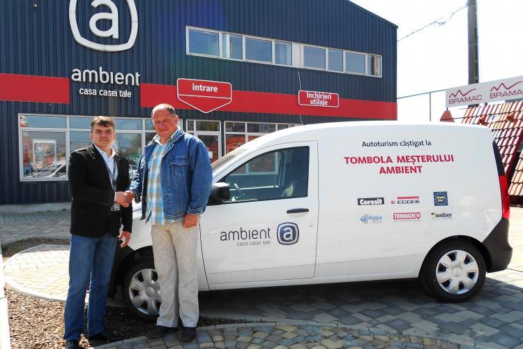 Ambient a acordat aproximativ 700 premii in valoare de 11.100 euro inainte de Paste (P)