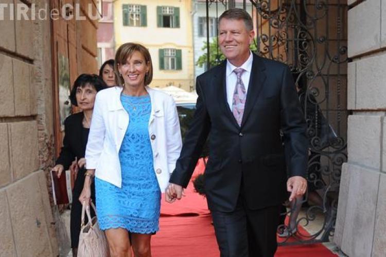 Soția lui Klaus Iohannis a dat statul în judecată