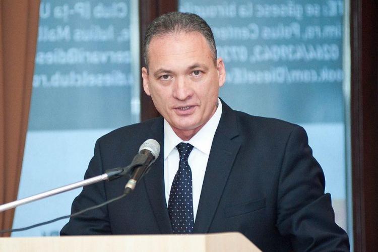 Senatorul PSD Cluj, Alexandru Cordoş, s-a autosuspedat, dar fără demisie