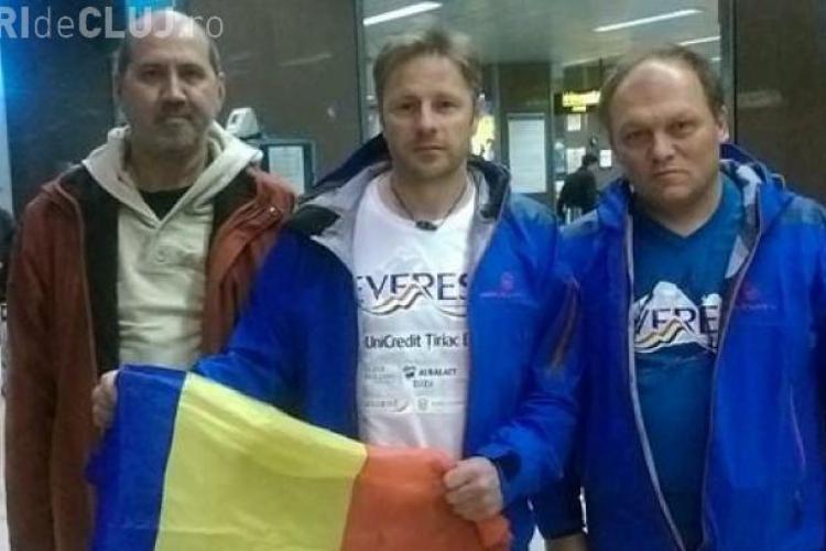 Alpinistul Zsolt Torok, nervos pe jignirile primite de la etnicii maghiari. L-au făcut trădător pentru că se afișează cu steagul românesc
