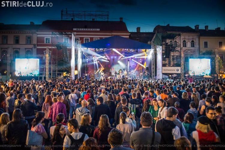 ZILELE CLUJULUI 2015: VEZI programul de la Zilele Clujului. Vor fi concerte rock, de operă și alte show -uri