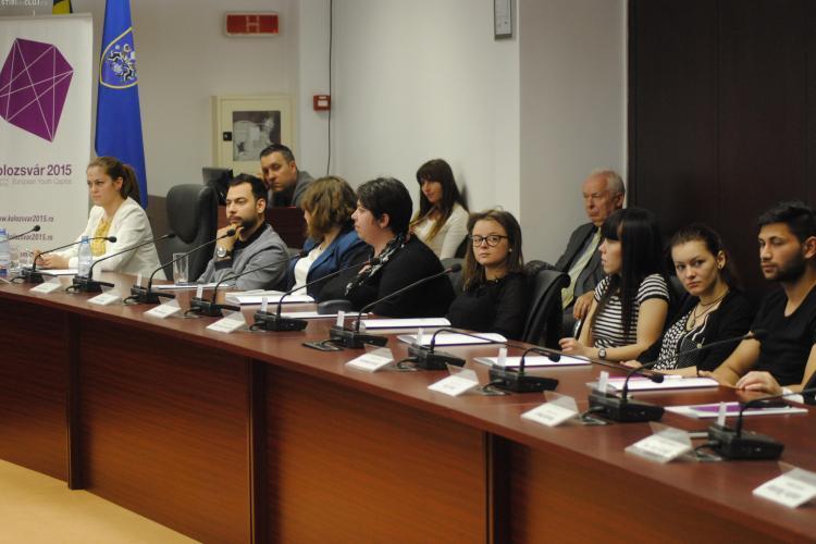 Partidele politice din Cluj sprijină Capitala Europeană a Tineretului 2015