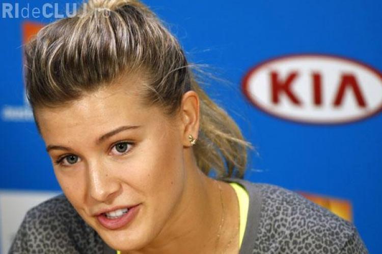 Reacția uneia dintre cele mai bune jucătoare de tenis din lume, după ce a fost învinsă de două românce