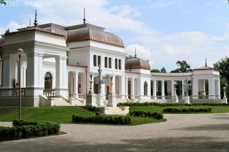 Casino-ul din Parcul Central, cea mai apreciată locație culturală din Cluj-Napoca