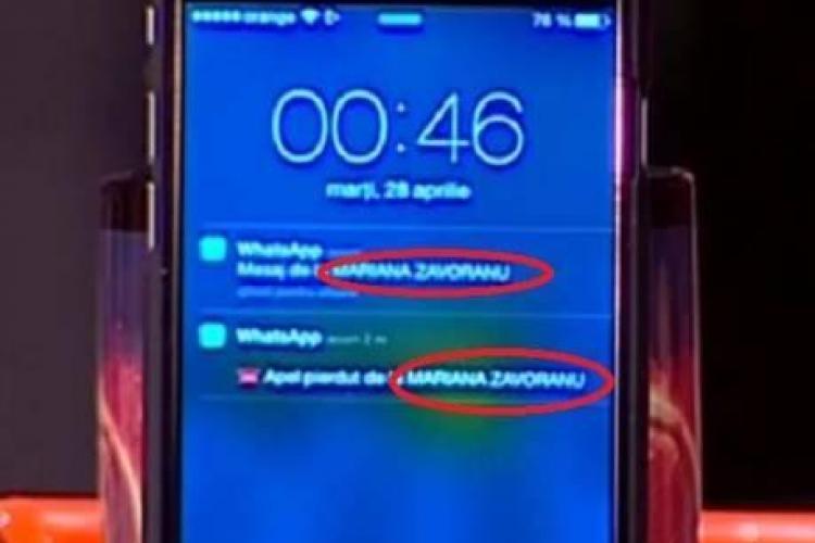 ȘOC la TV! Dan Capatos a fost sunat de Mărioara Zăvoranu