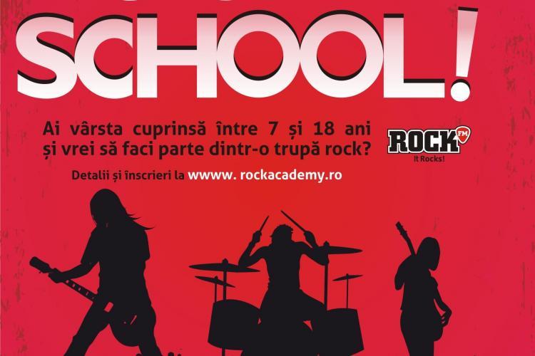 """Elevii clujeni încă se mai pot înscrie la competiția """"Let`s Rock the School"""", de la Iulius Mall. Ce trebuie să faceți (P)"""