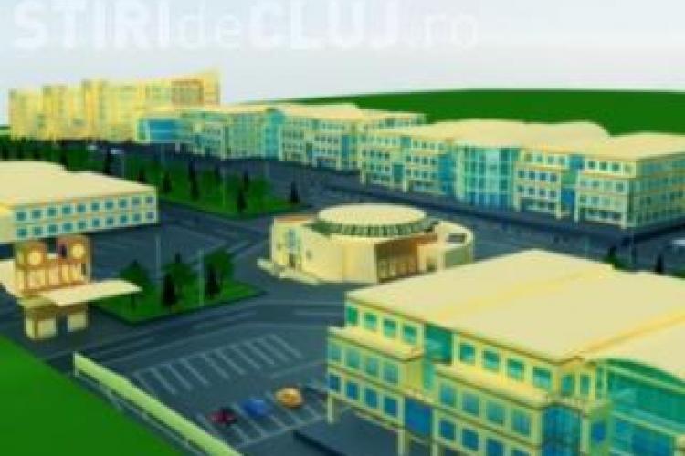 Universitatea din Florești NU se va mai construi. Primăria s-a ales însă cu 800.000 lei de pe urma investitorilor