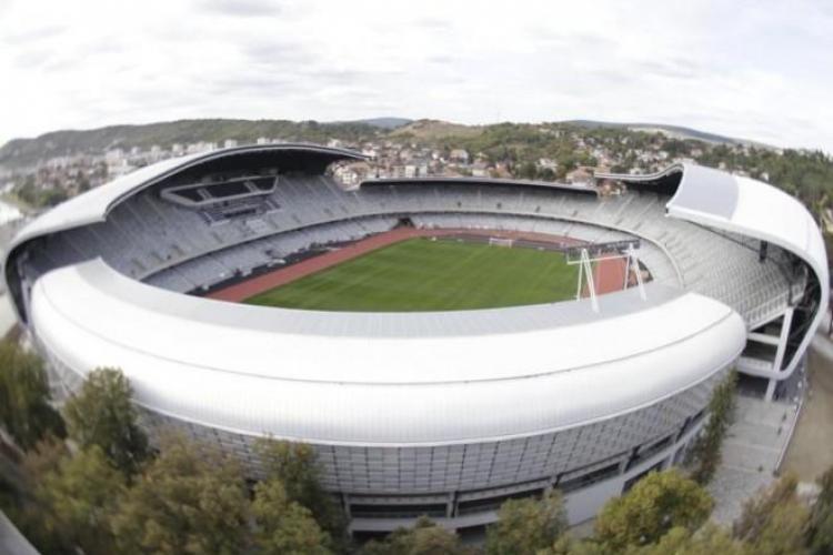 Ponta se răzbună pe Cluj? A trimis ANAF -ul să reverifice construcția stadionului Cluj Arena