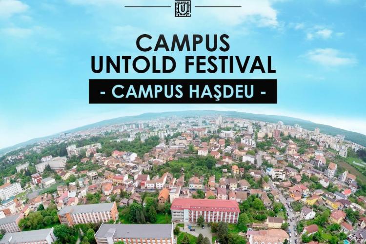 UNTOLD FESTIVAL CLUJ: 1000 de cazări în Campusul Untold. Unde este amplasat