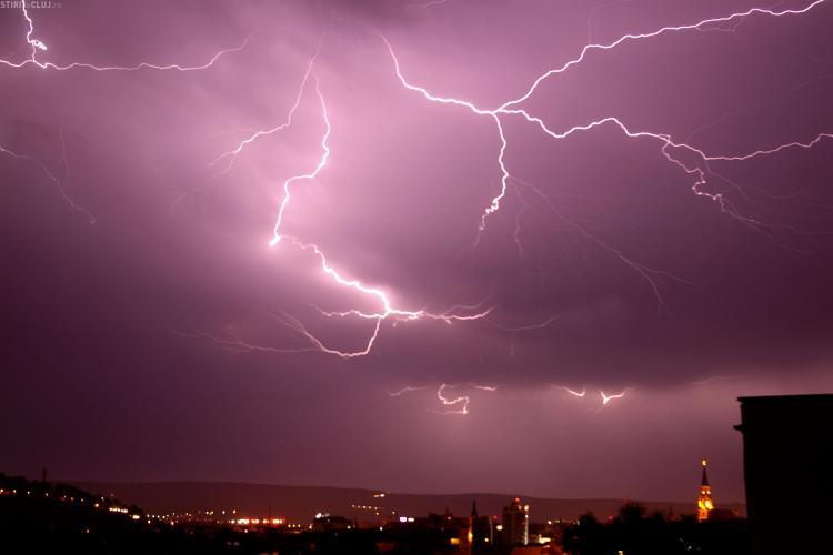 METEO Cluj: Meteorologii anunță cum va fi vremea pe 3 zile