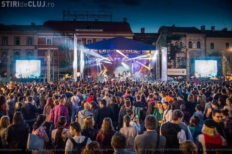 Concertele până la ore târzii, deranj pentru locuitorii din centrul Clujului: E inacceptabil ca la 12 noaptea sa bubuie muzica