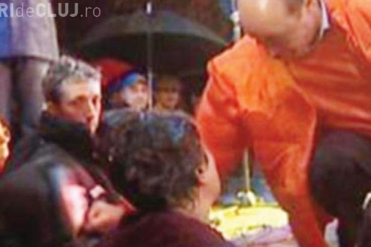 Băsescu era îngrijorat din 2004 că ar exista imagini cu scena lovirii copilului