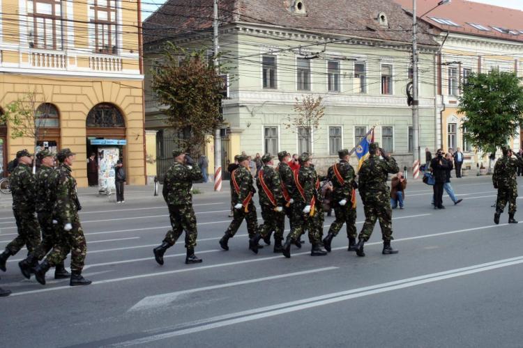 Manifestații de Ziua Eroilor la Cluj. Vezi unde vor avea loc