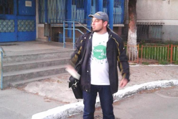 Trei fete din Cluj au furat generatorul de curent folosit în cadrul proiectului Clean Cluj