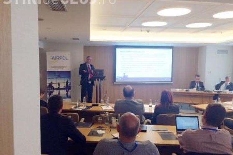 David Ciceo a fost prezent la Congresul AIRPOL, poliția aeroportuară