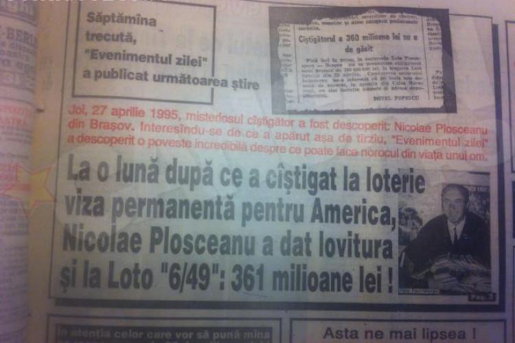 Primul român câștigător la LOTO a emigrat în SUA cu geanta de bani. Cu ce se ocupă acum?