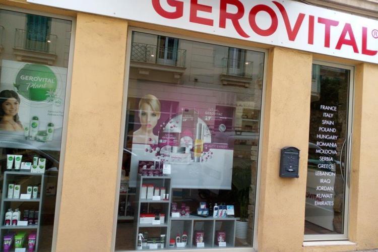 Clujenii de la Farmec și-au deschis magazin de brand în Franța FOTO (P)