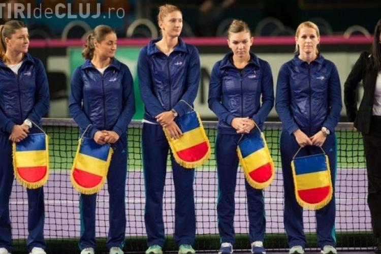 Jucătoarele de tenis din Naționala României și-au aflat primele adversare din Grupa Mondială de la Fed Cup