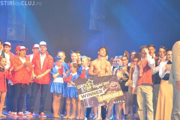 Un clujean a câștigat cel mai TARE concurs de dans din Europa! VIDEO cu mișcari FABULOASE