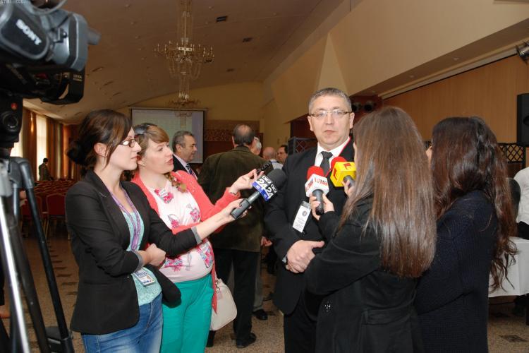 Conferință internațională de Climinalistică la Cluj - FOTO