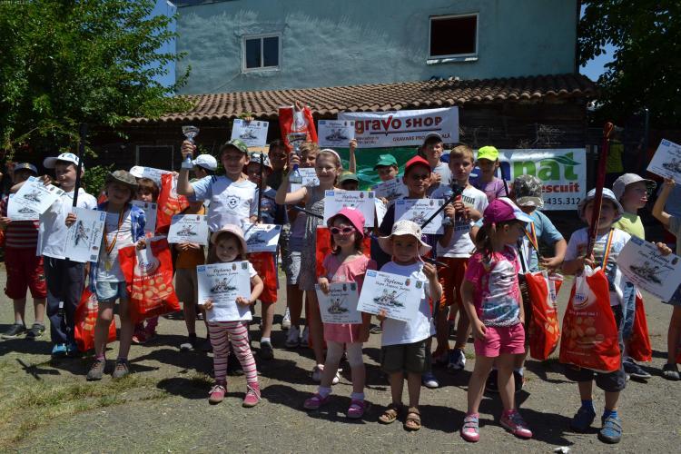 """Cupa """"Napoca-Junior"""" la pescuit pe lacul Gheorgheni. Cine sunt câștigătorii"""