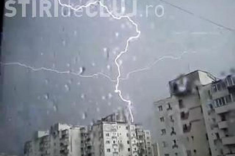 METEO Cluj: Rupere de nori în această seară