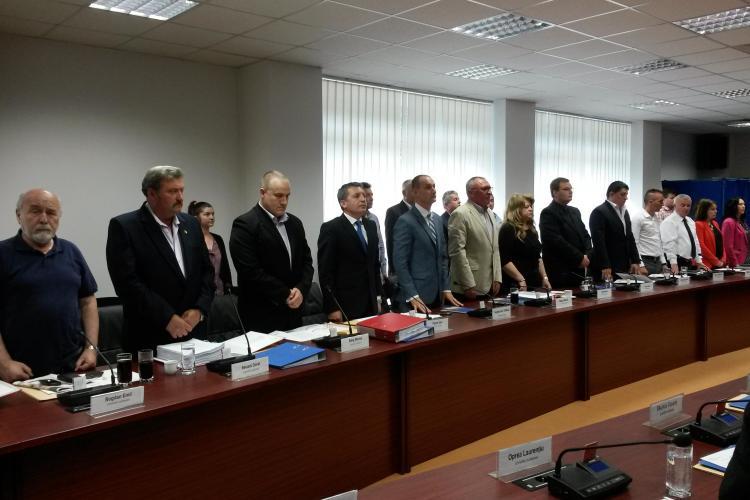 Mihai Seplecan ALES vicepreședinte al Consiliului Judetean Cluj