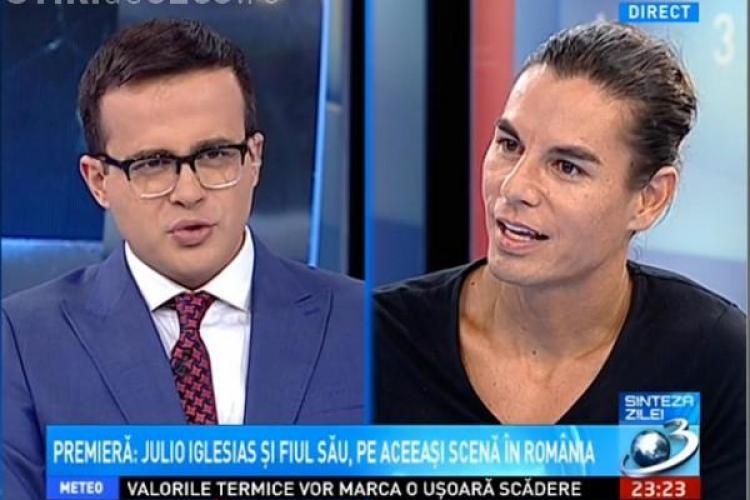 Reprezentanții lui Julio Iglscias au sesizat CNA-ul din cauza lui Mihai Gâdea. Ce solicită