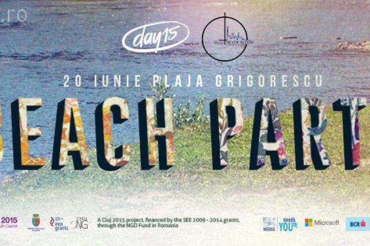 Party pe plaja din Grigorescu! Petrecerea tinerilor va dura o zi și o noapte