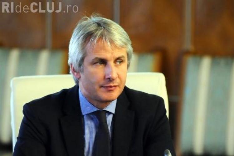 Eugen Teodorovici, ministrul Finanțelor, este nemulţumit de salariu: E ruşinos