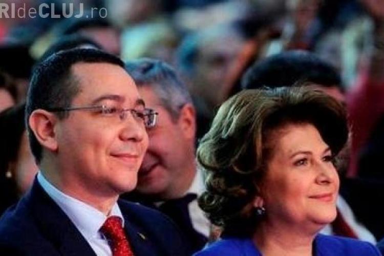 Victor Ponta şi Rovana Plumb vor să acorde alocații diferențiate, în funcție de venitul părinților