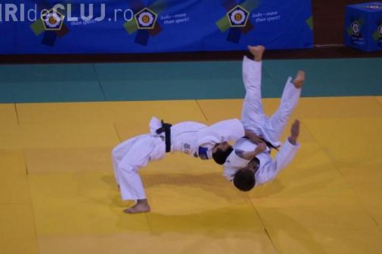Un Open European de judo are loc la Cluj