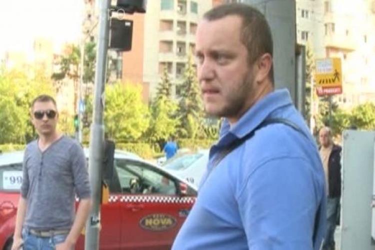 Un clujean beat a atacat un taximetrist pentru că nu l-a lăsat să traverseze - VIDEO